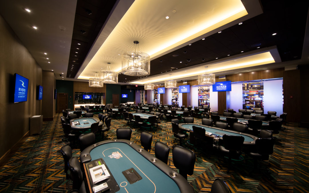 Rivers Casino & Resort Schenectady Opens its Doors